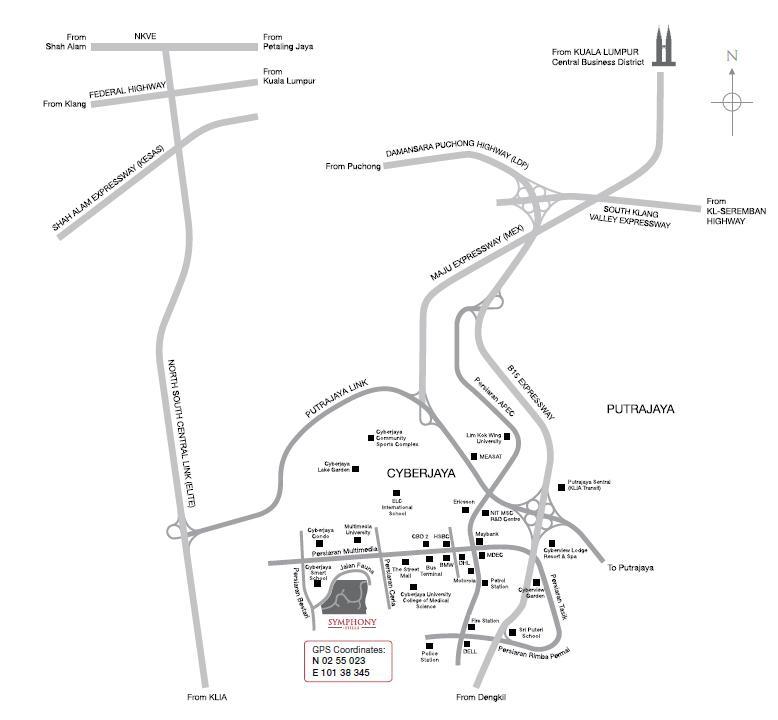 cyber-jaya-map