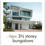 Aspen Bungalow @ Garden Residence Resort Homes, Cyberjaya
