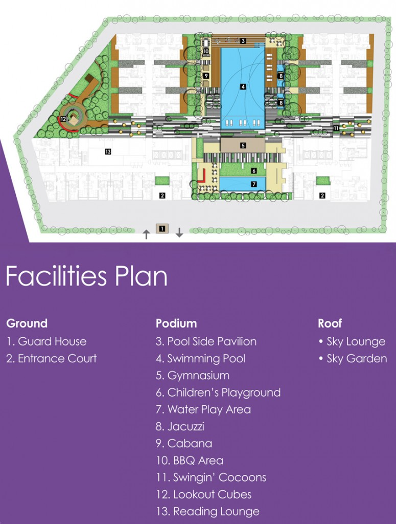 condominium_facilities_plan_Urbana_Residences_Ara_Damansara