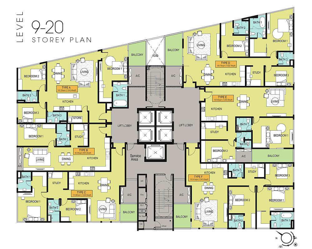 condomminium-storey-plan-9-20