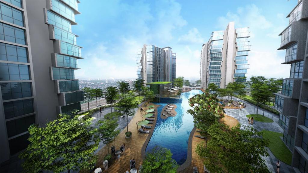 H2O condominium