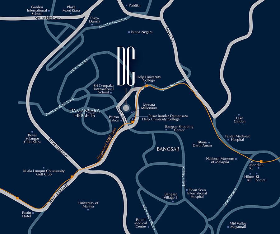 location-map-damansara-city-residence