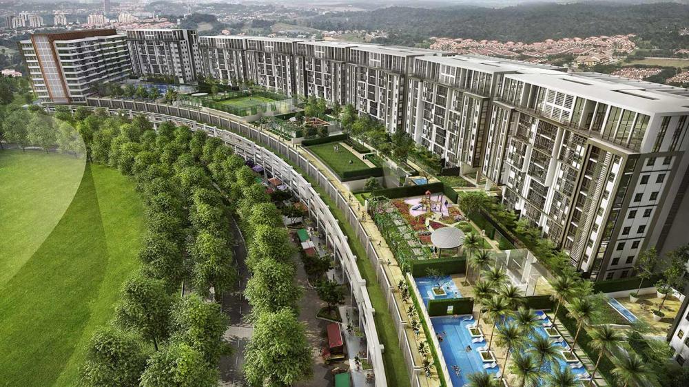 Radia-Residences-service-apartment-Bukit-Jelutong-Shah-Alam