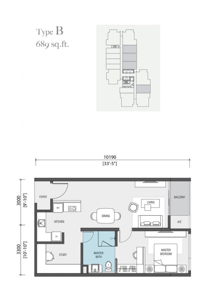 689-square-feet-apartment-nadi-bangsar-serviced-residence