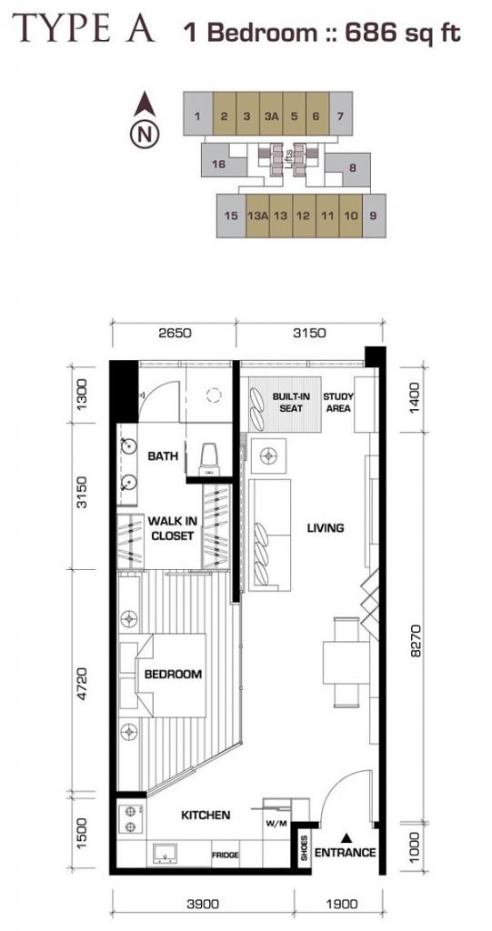 Novo-Ampang-686sqft-apartment-Kuala-Lumpur