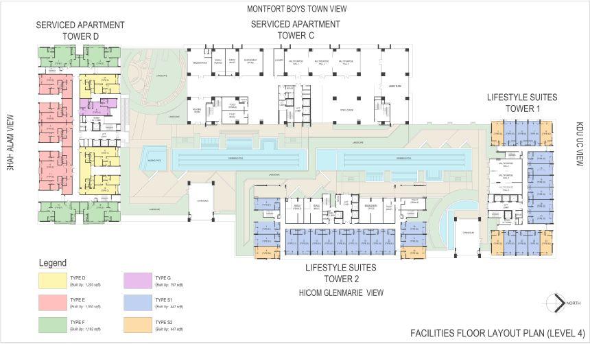 paramount-utropolis-layout-plan-glenamarie-shah-alam-freehold-apartment