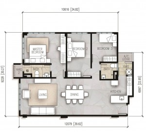 The-Resident-1171-sq-ft-apartment-Type-B
