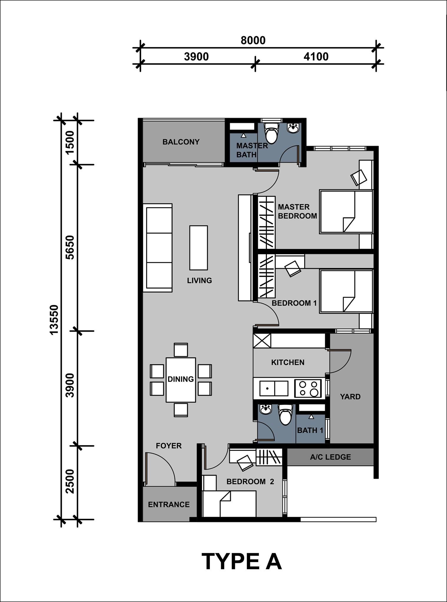 Lavender-Residence-1,080sqft-3-bedroom