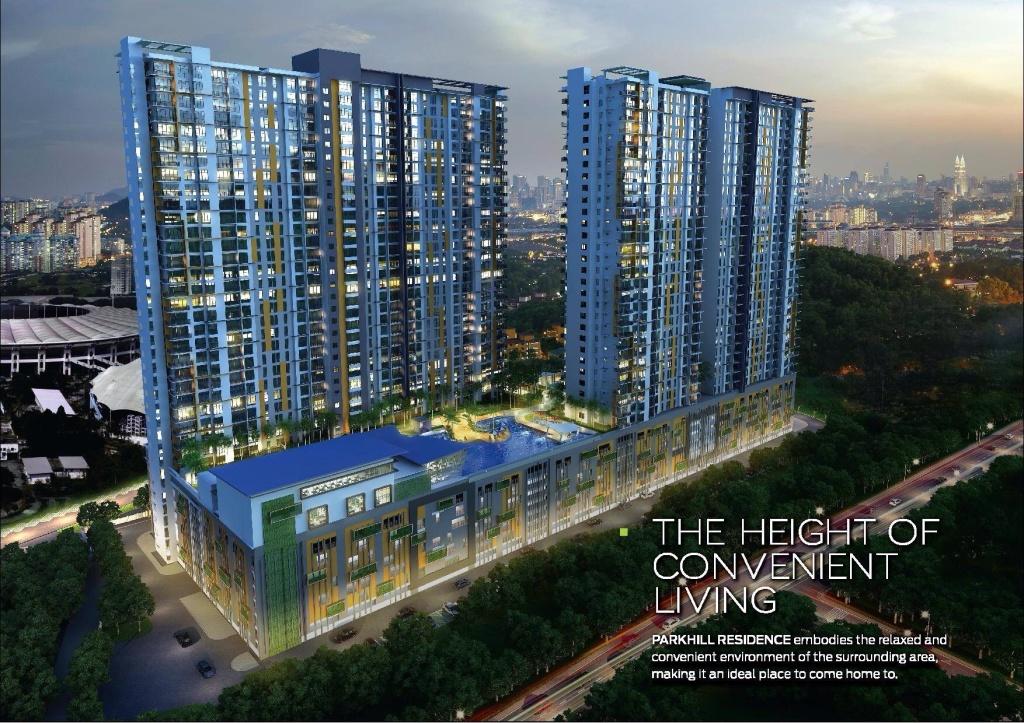 Bukit Jalil New Property