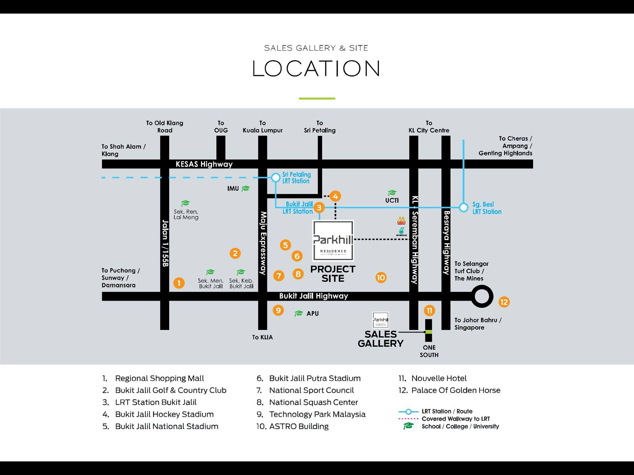 location-Parkhill-Residence-Bukit-Jalil