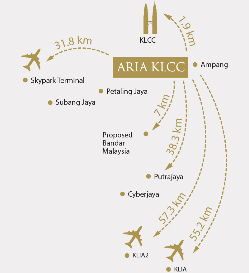 Aria-Serviced -Residence-KLCC