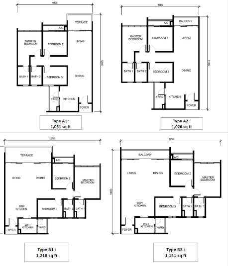 Skyvilla-Condominium-Puchong-Floor-Plan