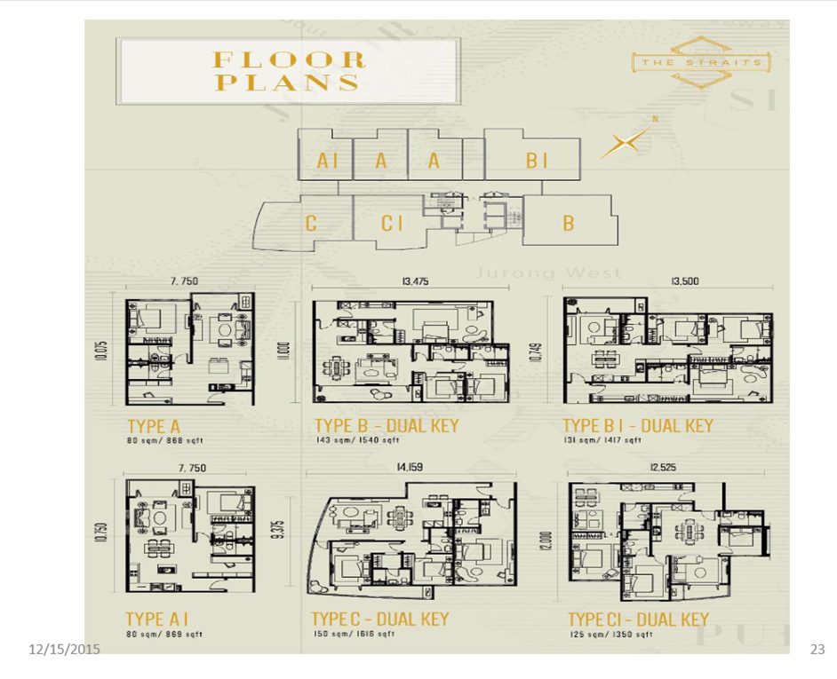 The-Straits-Johor-Bahru-Serviced-Residence-Floor-Plan