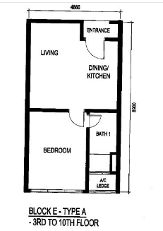 Hyde Tower-i city-unit plan