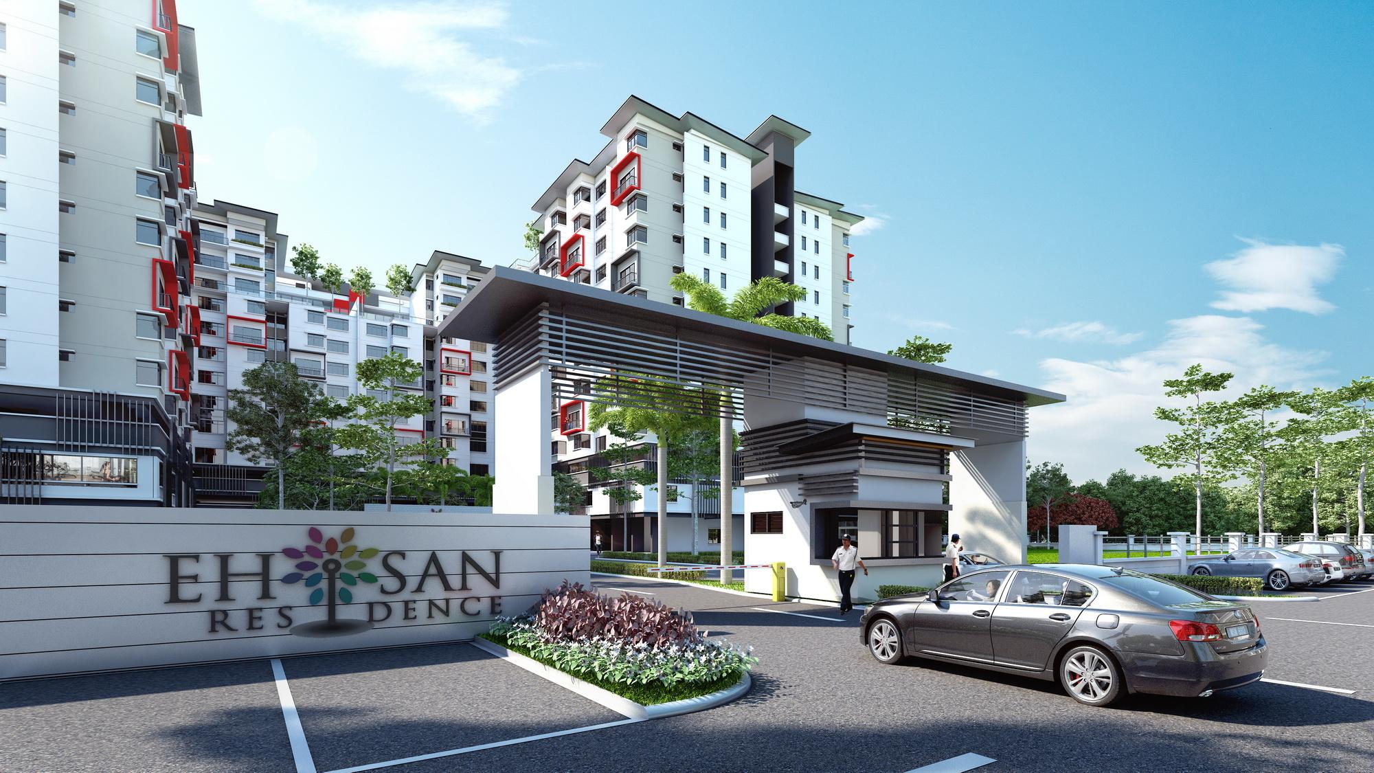 Ehsan Residence-Serviced-Apartment