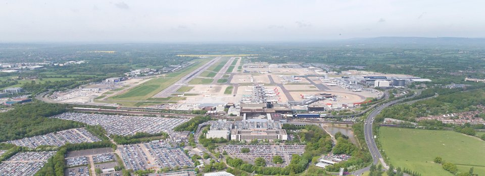 London Gstwick Airport- buy to let car park