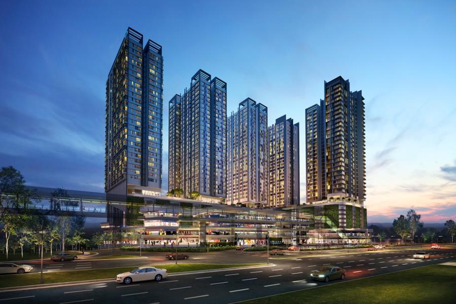Damansara-Sentral-Serviced-Apartment-Singai-Buluh