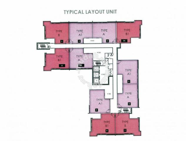 The Haute-Condominium-Floor-Plan