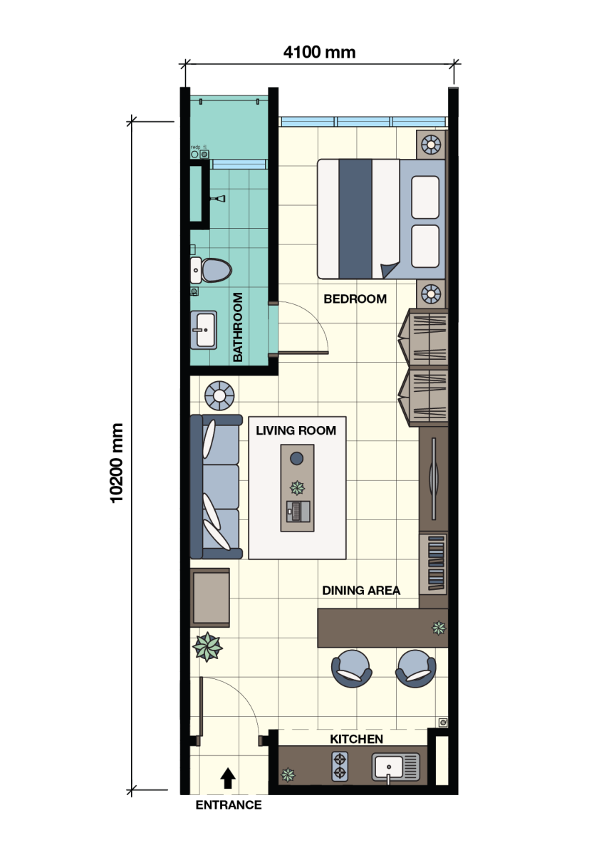 coree0-soho-suite-floor-plan