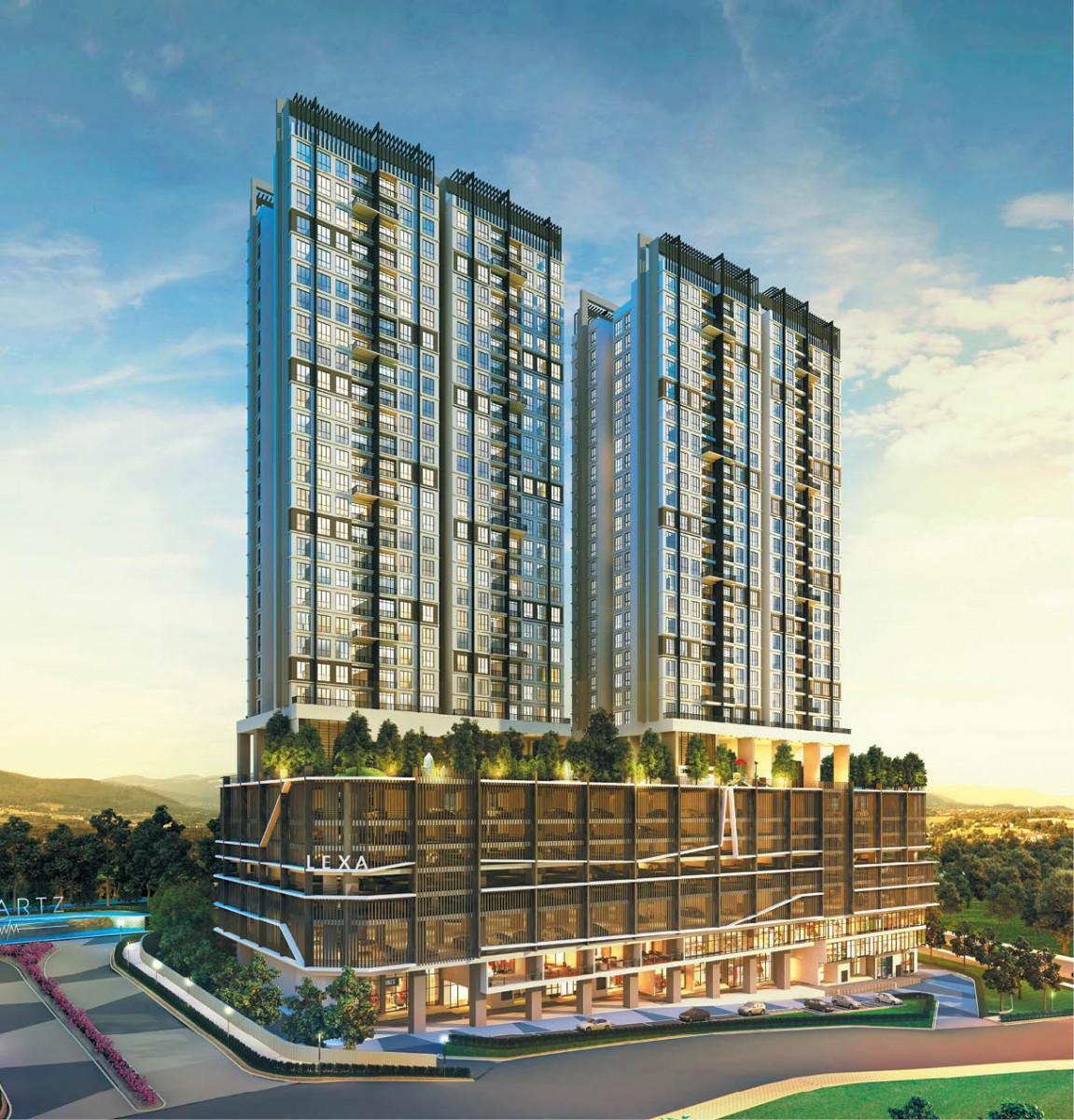 Fera Residemce Wamgsa Maju New Property Launch Malaysia