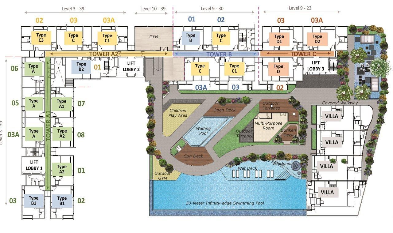 Henna Residence Wangsa Maju New Property Launch Malaysia