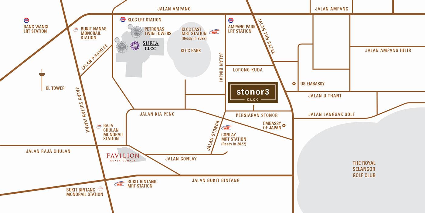 Stonor 3|KLCC | New Property Launch-Malaysia
